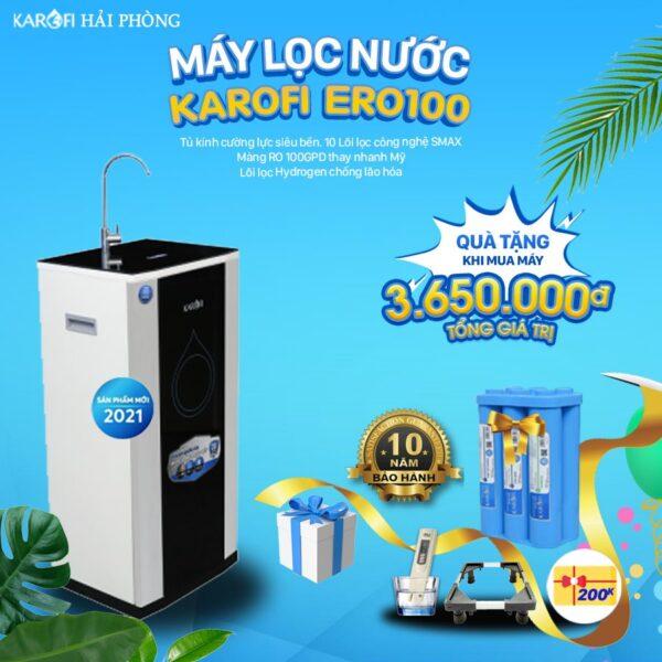 máy lọc nước Ero-100
