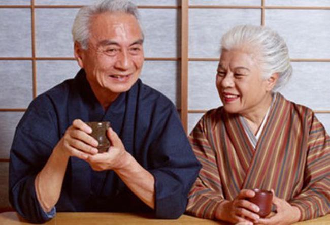 Bí quyết sống thọ của nười Nhật