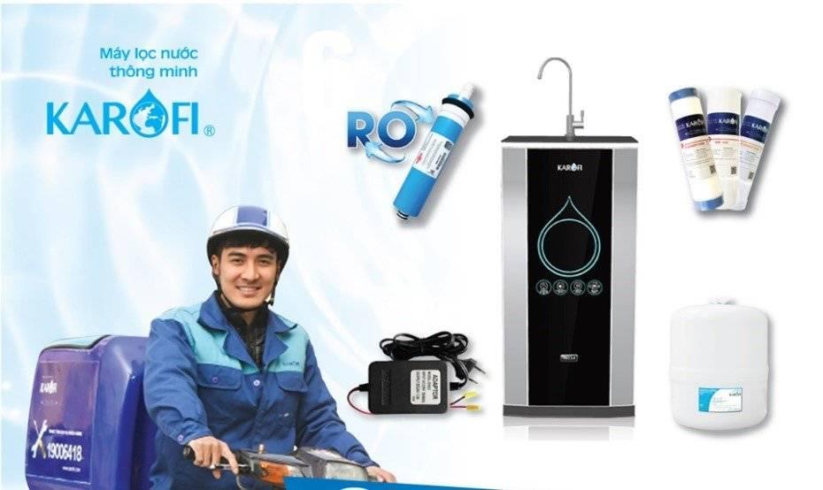 bảo dưỡng máy lọc nước